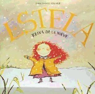ESTELA REINA DE LAS NIEVE    C7A als Taschenbuch