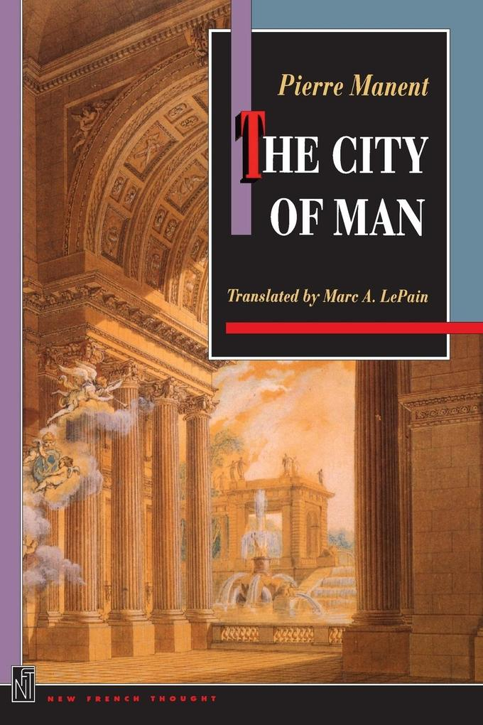 The City of Man als Buch