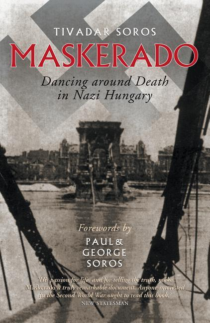 Maskerado: Dancing Around Death in Nazi Hungary als Buch