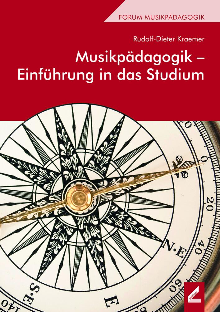 Musikpädagogik - eine Einführung in das Studium als Buch (kartoniert)
