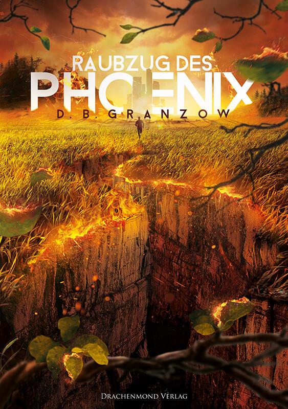 Raubzug des Phoenix als Buch