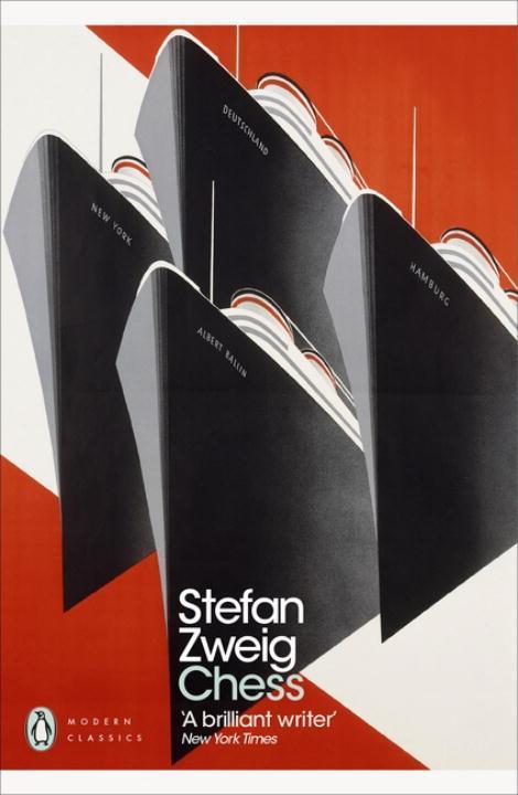 Chess als Taschenbuch von Stefan Zweig