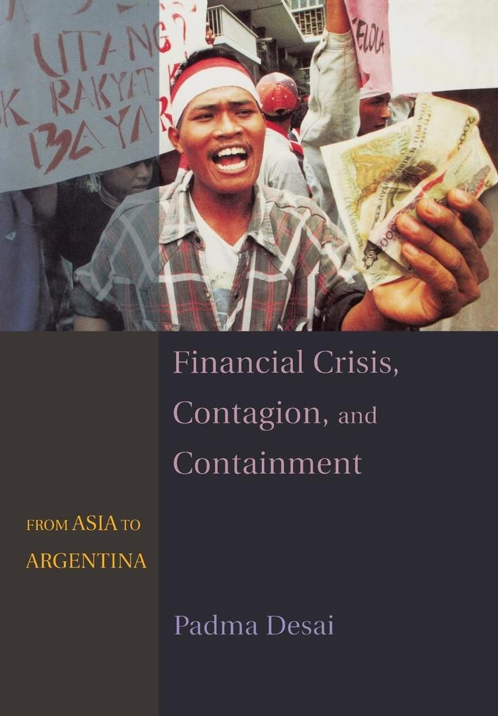 Financial Crisis, Contagion, and Containment als Buch (gebunden)