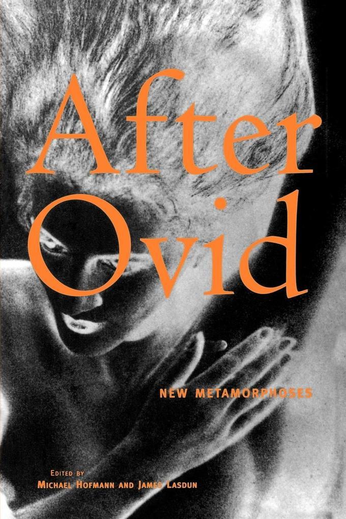 After Ovid als Buch (kartoniert)