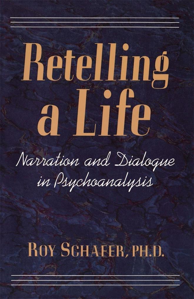 Retelling a Life als Taschenbuch