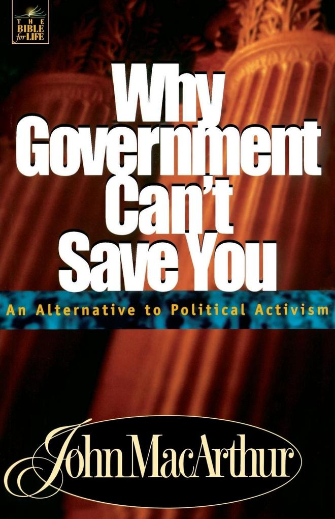 Why Government Can't Save You als Buch (kartoniert)