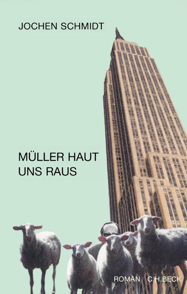 Müller haut uns raus als eBook