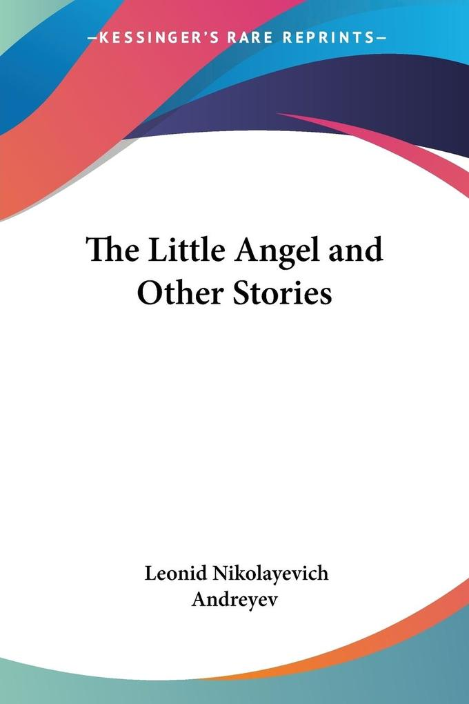 The Little Angel and Other Stories als Taschenbuch