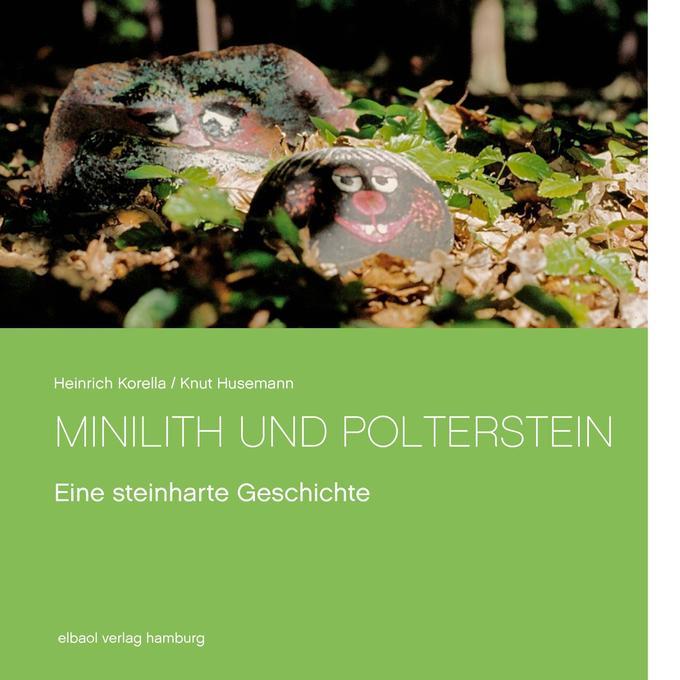 Minilith und Polterstein als Buch