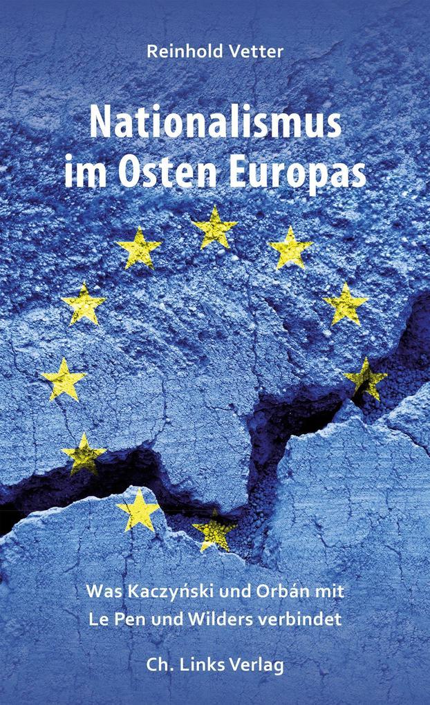 Nationalismus im Osten Europas als eBook