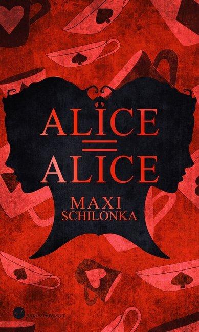 Alice = Alice als Buch