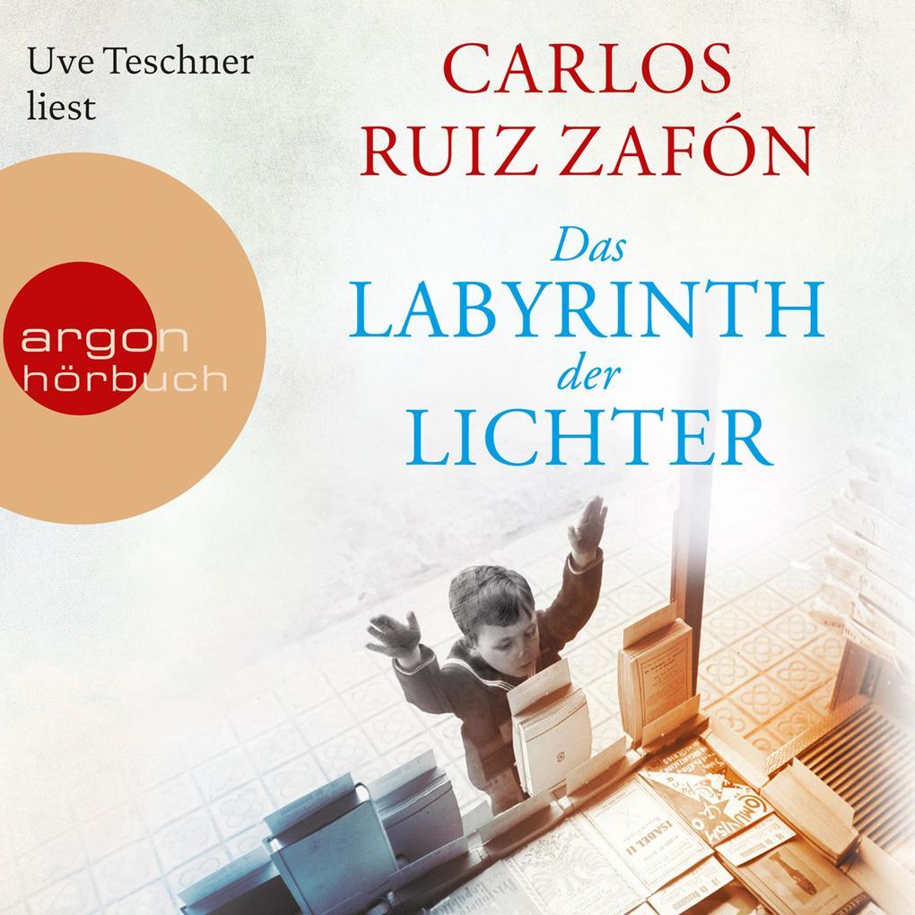Das Labyrinth der Lichter (Gekürzte Lesung) als Hörbuch Download