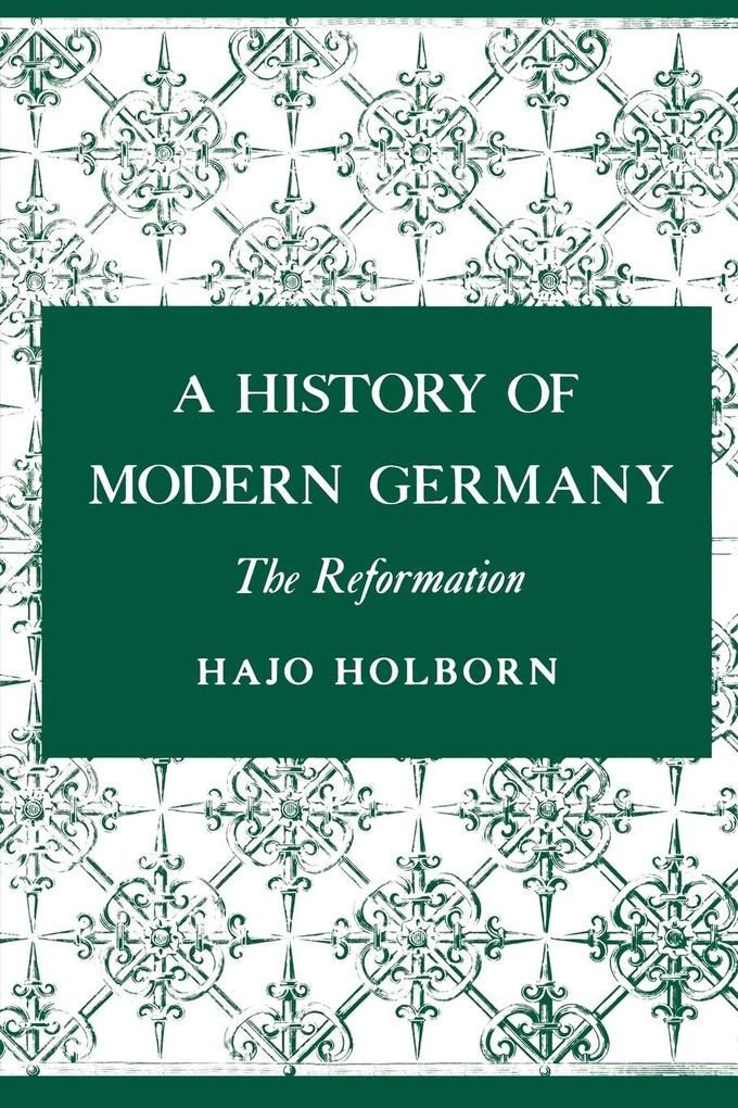A History of Modern Germany, Volume 1 als Buch (kartoniert)