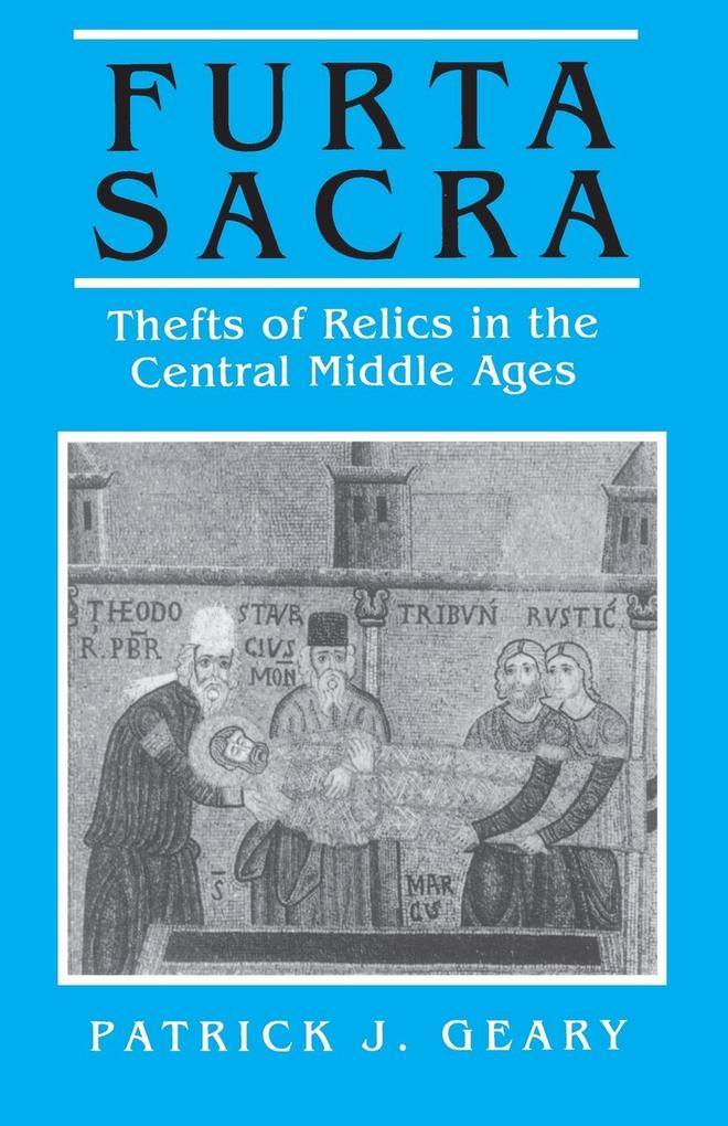 Furta Sacra als Buch (kartoniert)