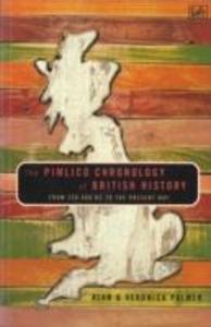 The Pimlico Chronolgy Of British History als Buch (kartoniert)