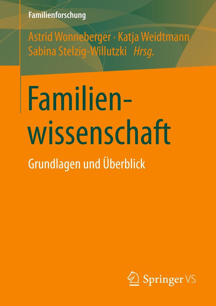 Familienwissenschaft als Buch von