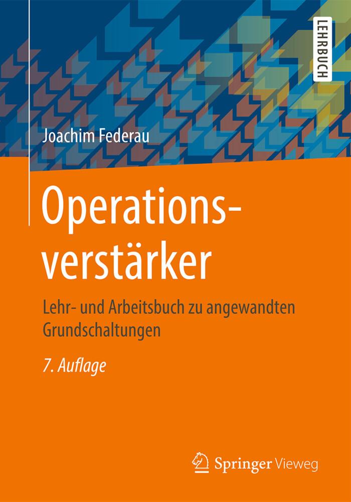 Operationsverstärker als Buch