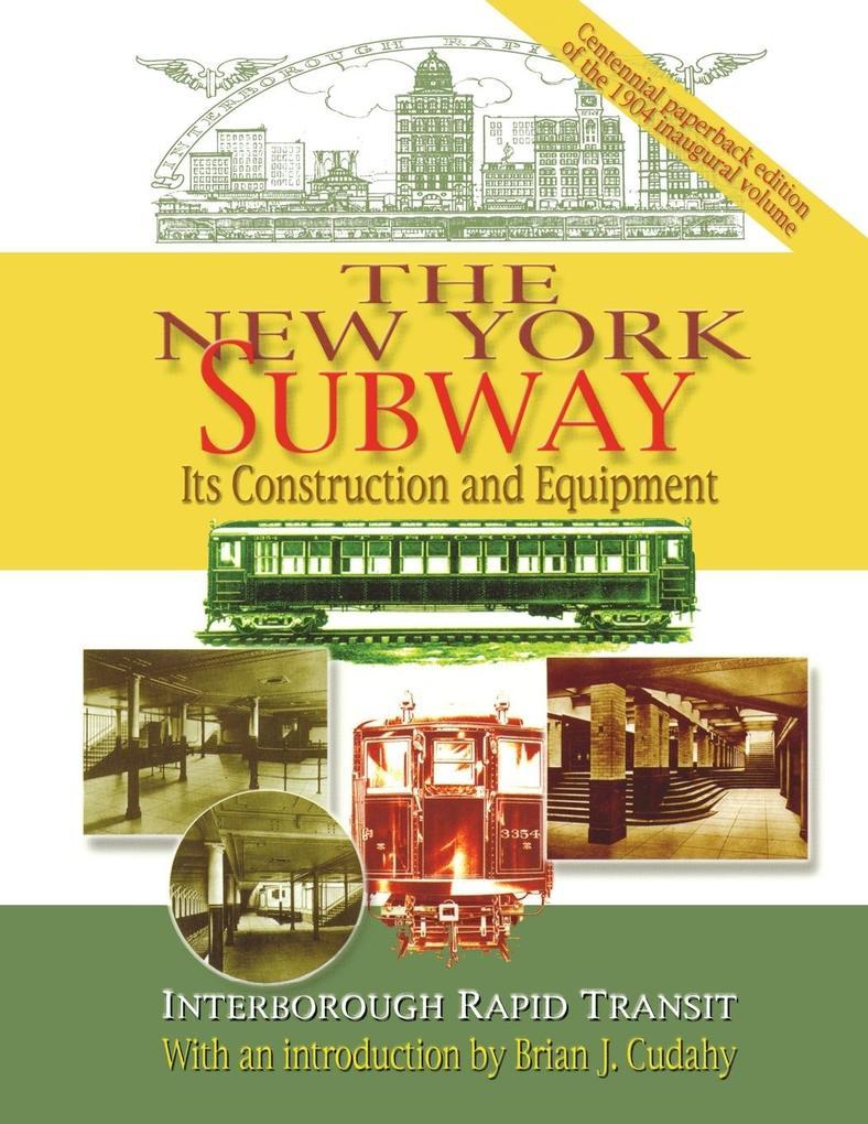 The New York Subway als Taschenbuch