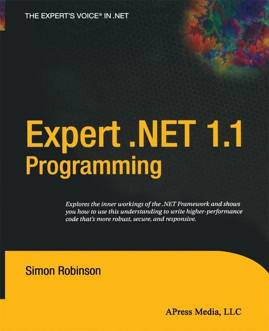 Expert .NET 1.1 Programming als Buch (kartoniert)