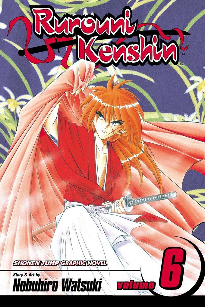 Rurouni Kenshin, Vol. 6 als Taschenbuch
