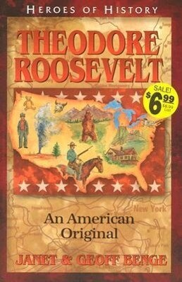 Theodore Roosevelt an American Original als Taschenbuch