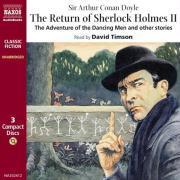 The Return of Sherlock Holmes II als Hörbuch CD