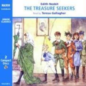 The Treasure Seekers als Hörbuch