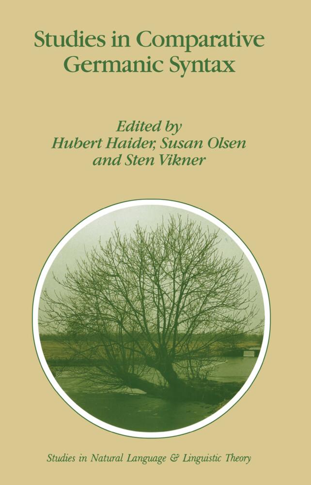 Studies in Comparative Germanic Syntax als Buch (gebunden)