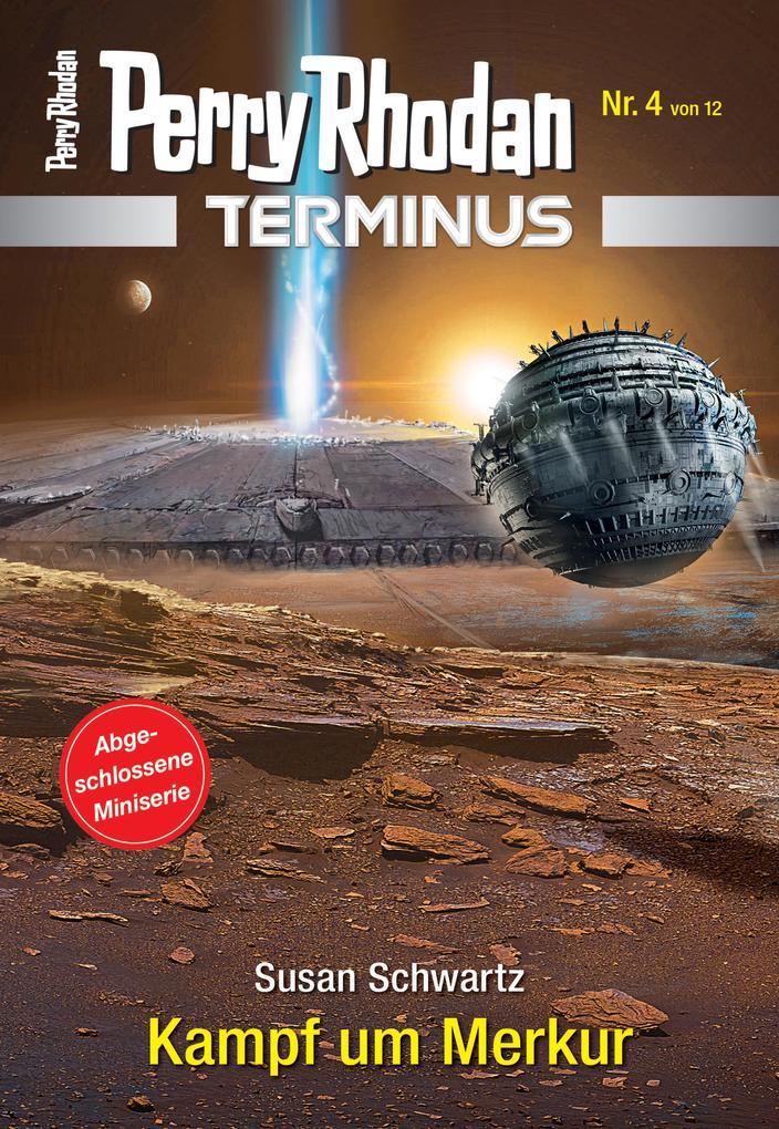 Terminus 4: Kampf um Merkur als eBook