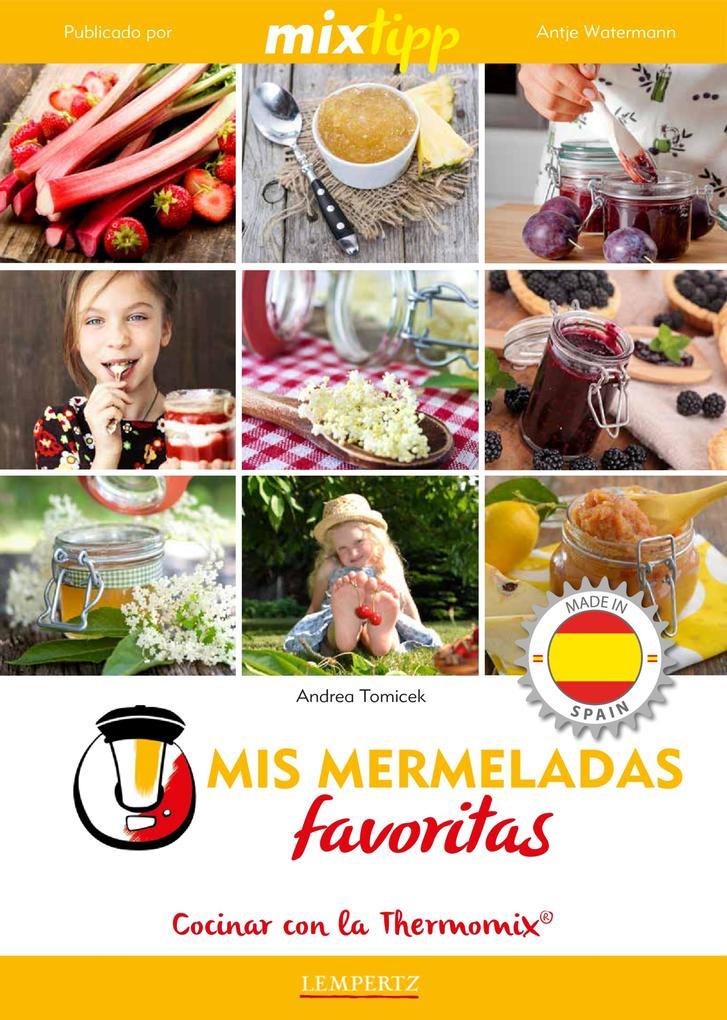 MIXtipp: Mis Mermeladas favoritas (español)