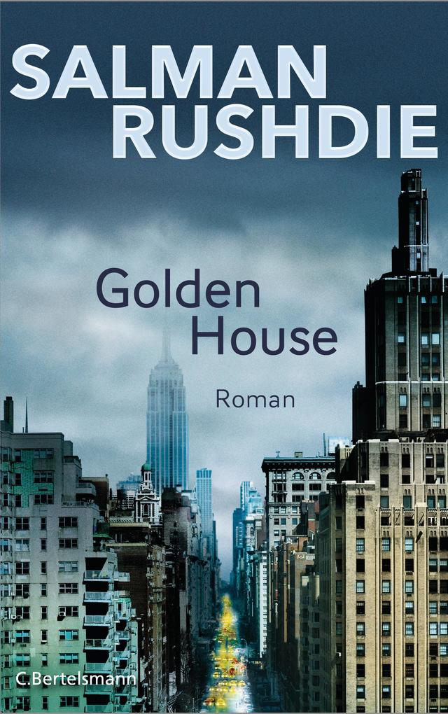 Golden House als eBook