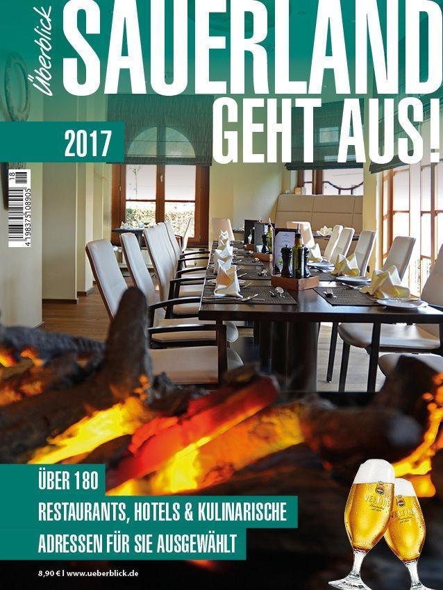 Sauerland geht aus! 2017/2018 als Buch