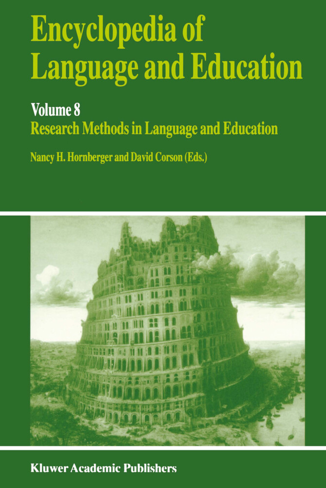 Encyclopedia of Language and Education als Buch (kartoniert)