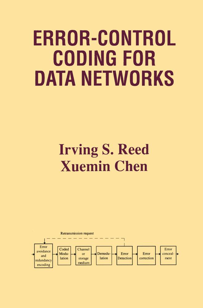 Error-Control Coding for Data Networks als Buch (gebunden)