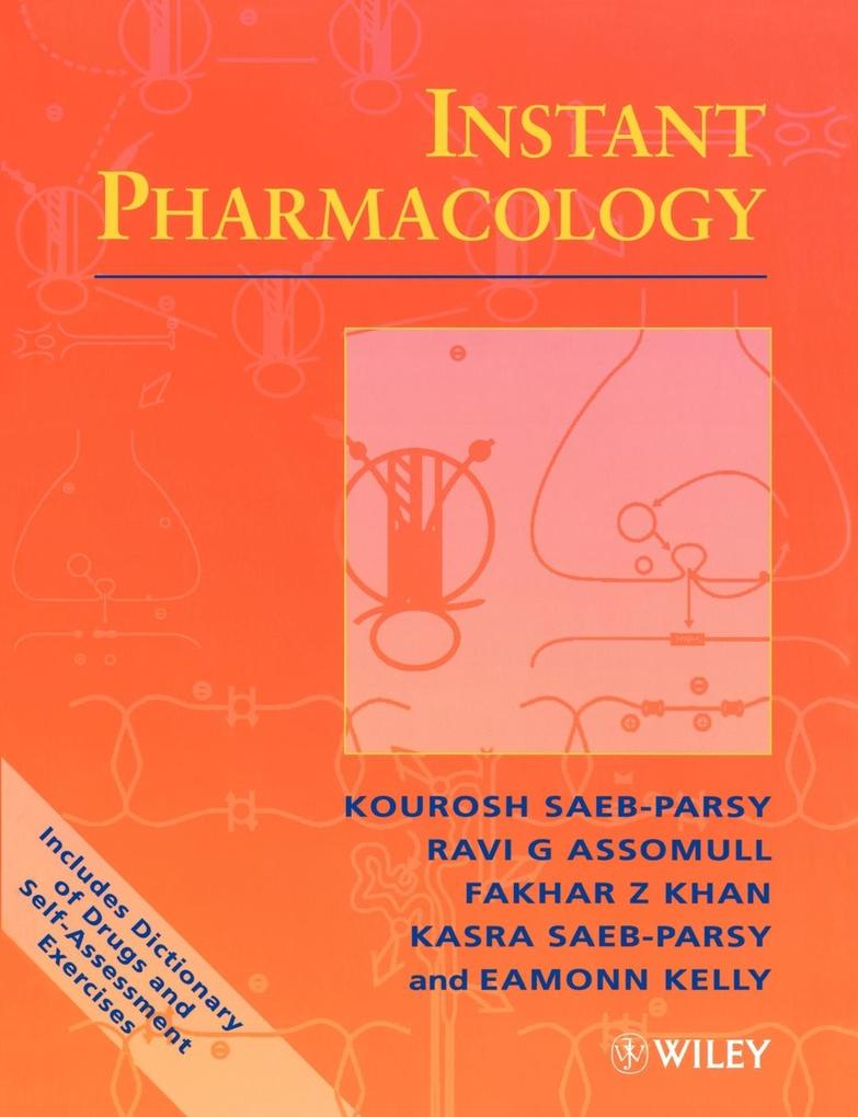 Instant Pharmacology als Buch