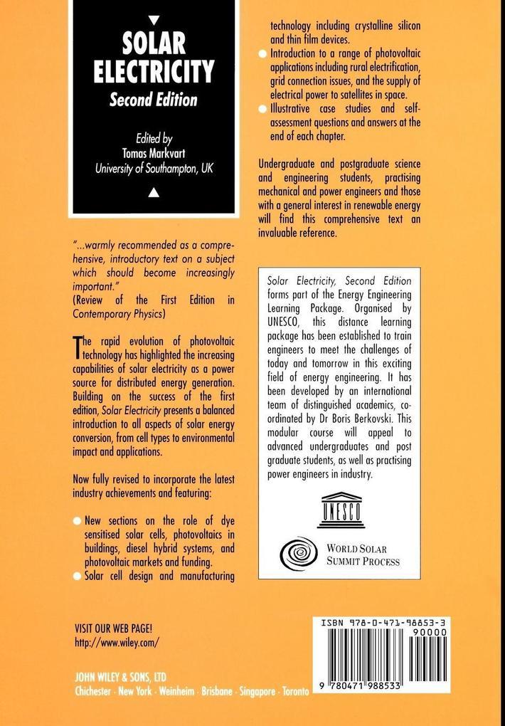 Solar Electricity 2e als Buch