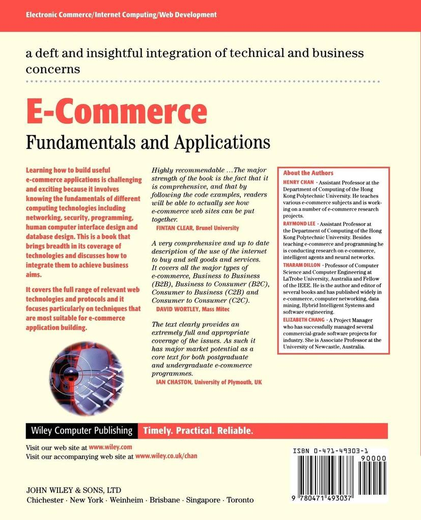 E-Commerce als Buch