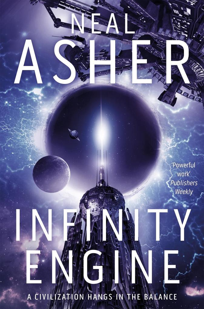 Infinity Engine als eBook epub