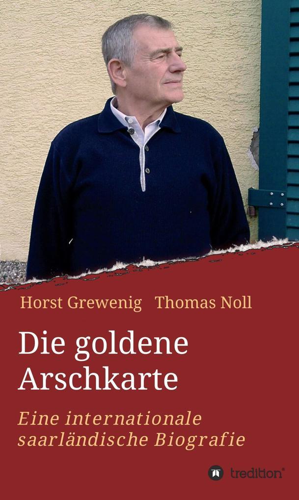 Die goldene Arschkarte als eBook