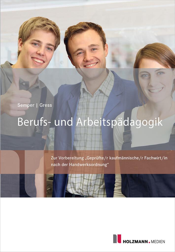 Berufs- und Arbeitspädagogik als eBook