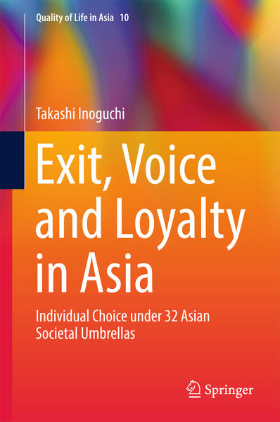 Exit, Voice and Loyalty in Asia als Buch von Ta...
