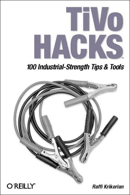 TiVo Hacks als Buch
