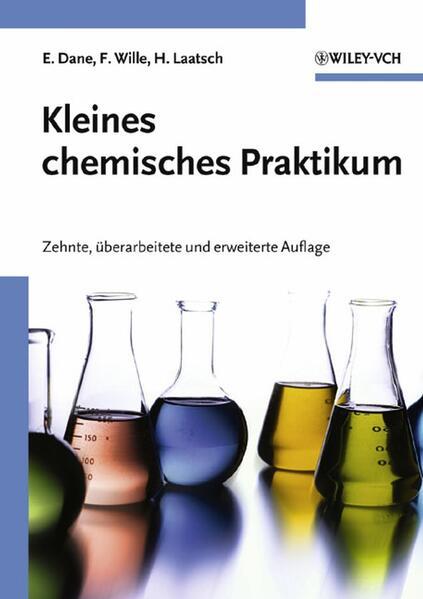 Kleines chemisches Praktikum als Buch