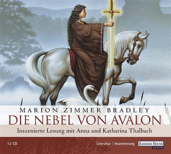 Die Nebel von Avalon. 12 CDs als Hörbuch