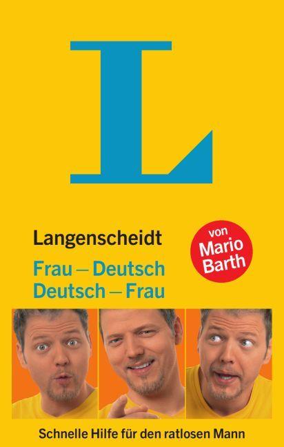 Langenscheidt Deutsch - Frau / Frau - Deutsch als Buch
