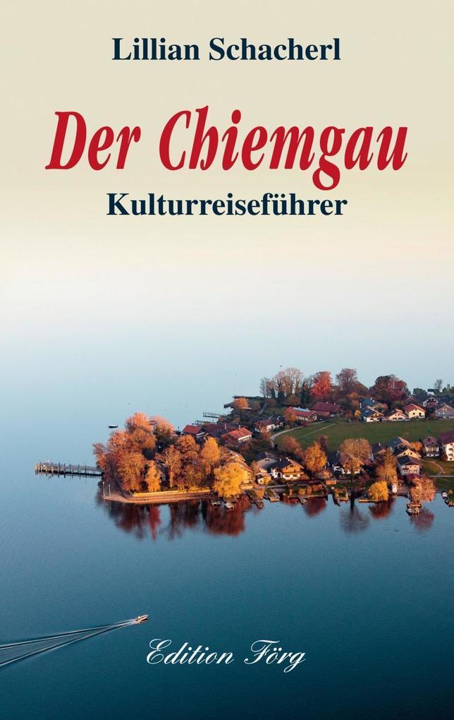 Der Chiemgau als Buch
