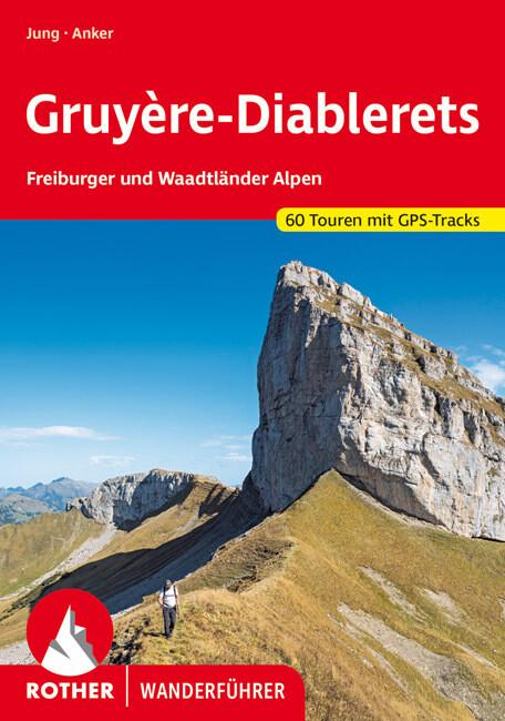 Gruyère - Diablerets als Buch
