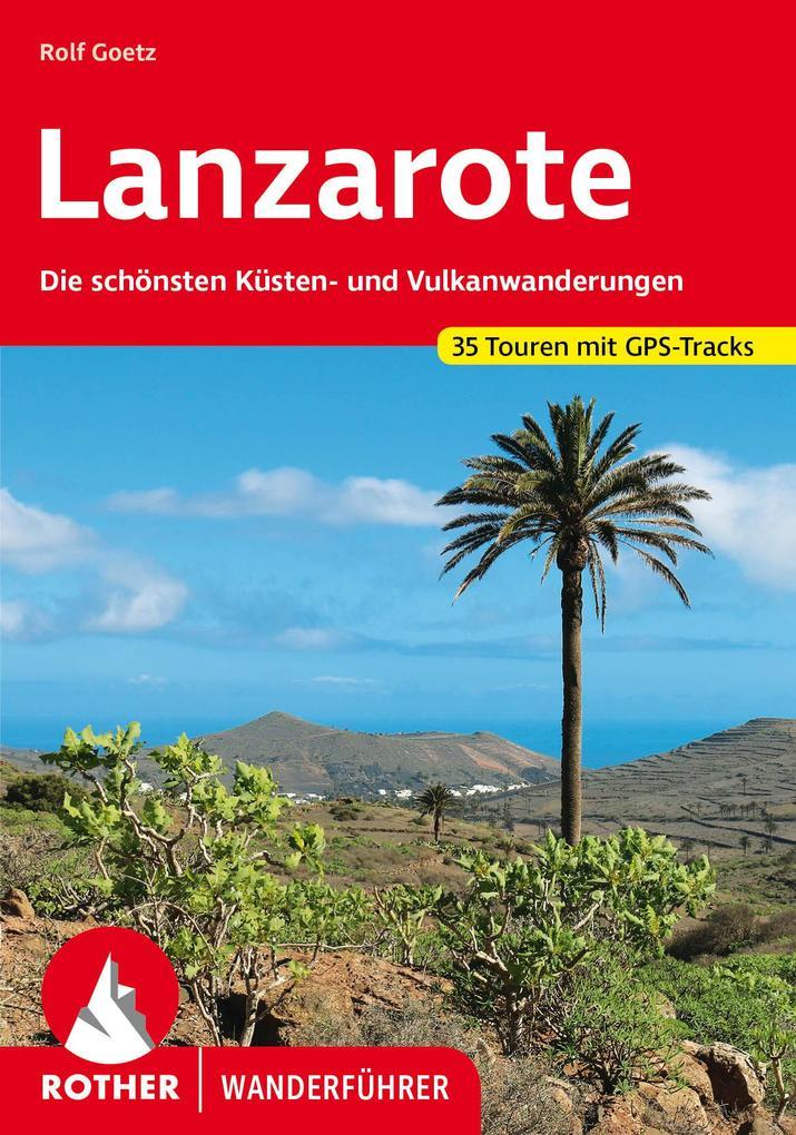 Lanzarote als Buch