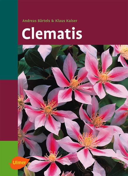 Clematis als Buch