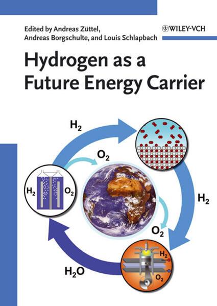 Hydrogen As a Future Energy Carrier als Buch